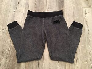 Roots slim fit joggers/leggings size medium