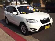2010 Hyundai Santa Fe SUV Leumeah Campbelltown Area Preview