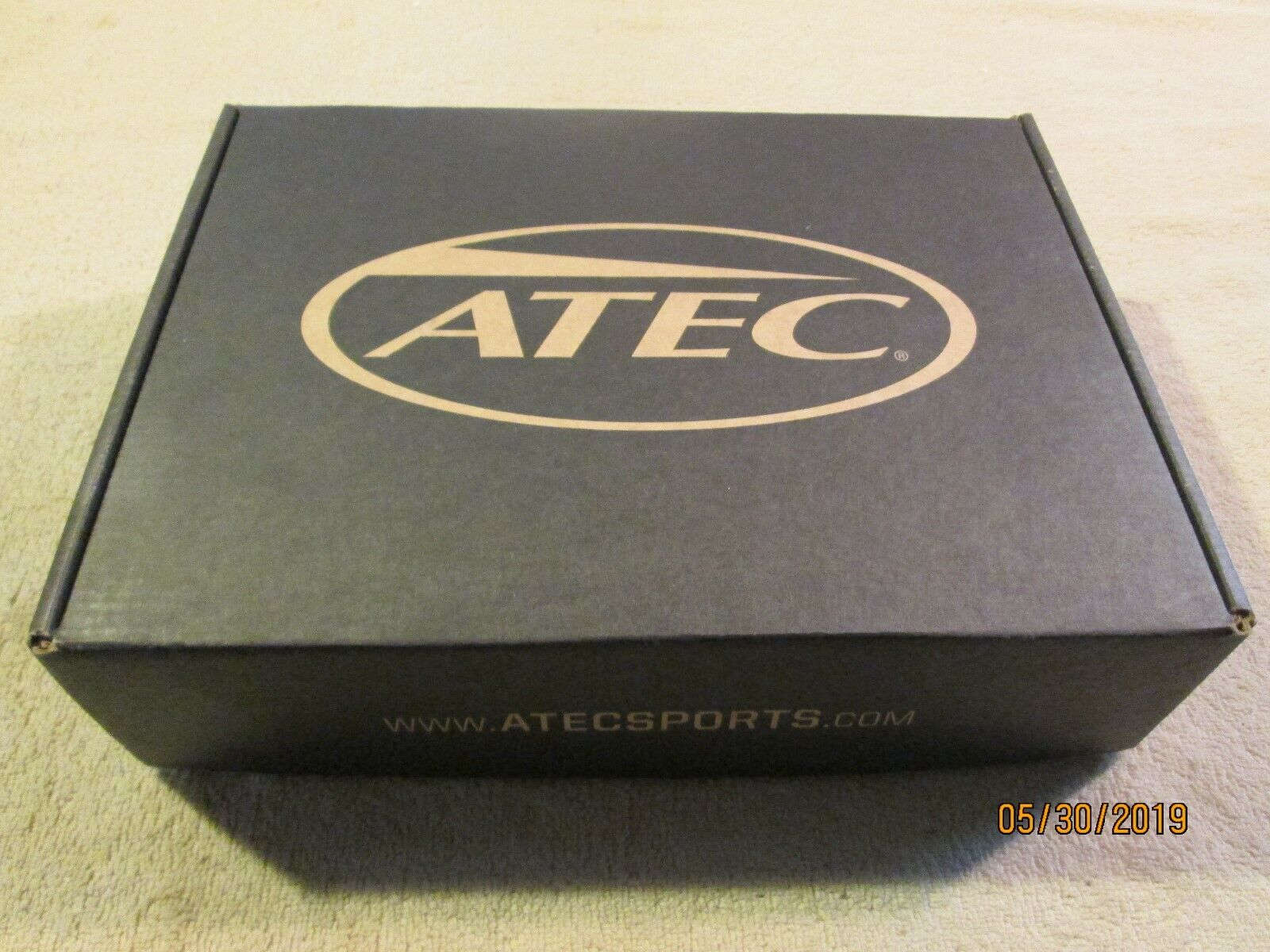 "New ATEC 1 Dozen  Hi. Per X-ACT  9"" Optic Yellow Pitching Ma"