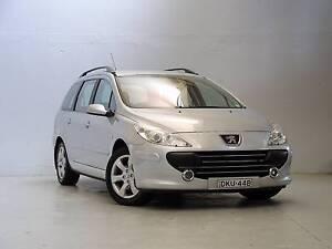 2007 Peugeot 307 Wagon Diesel 6 speed Update Wickham Newcastle Area Preview