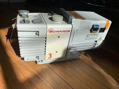 Edwards Rv3 Pump