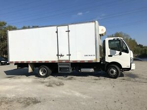 2013 Hino 195 20ft Reefer