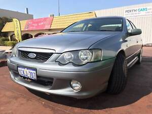 2003 Ford Falcon XR6 TURBO Auto
