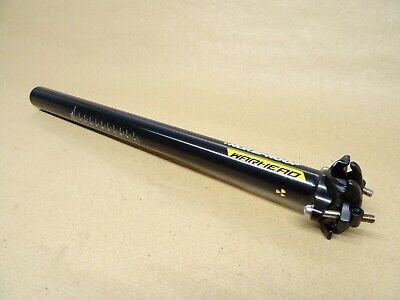 Crank Brothers Cobalt 2 Zero Offset Vélo Tige de selle noir 34.9 x 400 mm