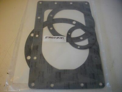 Berkeley Jet Pump Gasket Set Intake Bowl Bearing Cover Boat Marine