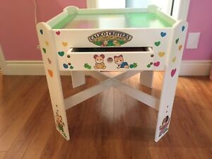 Table calico critters