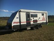2017 New Age, Triple Bunk Caravan, 19ft Maclagan Toowoomba Surrounds Preview