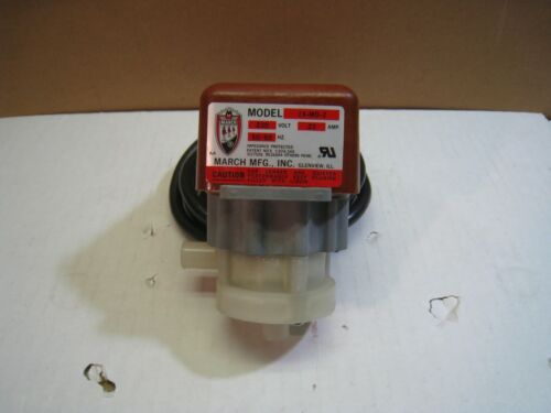 March Magnetic Drive Pump 1A-MD-2