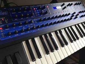 DSI Mono Evolver PE synth keyboard Sydney City Inner Sydney Preview