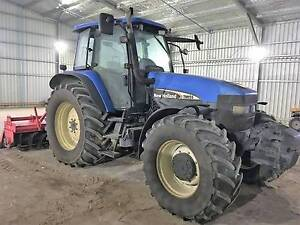 Tractor New Holland TM 155 hp Wanneroo Wanneroo Area Preview