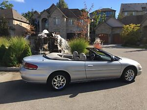 FULLY LOADED CONVERTIBLE !!!