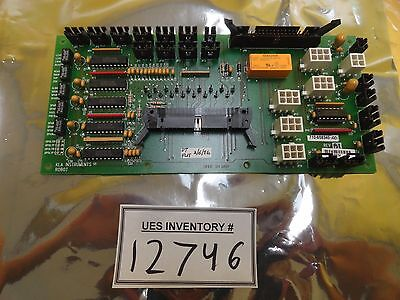 Kla Instruments 710-658340-20 Robot Z Pcb Board 073-650936-00 2132 Used Working