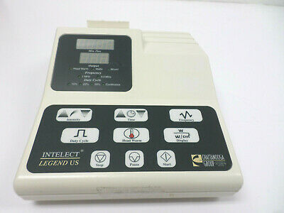 Vintage Chattanooga Intelect Legend Us Ultrasound Therapy Unit