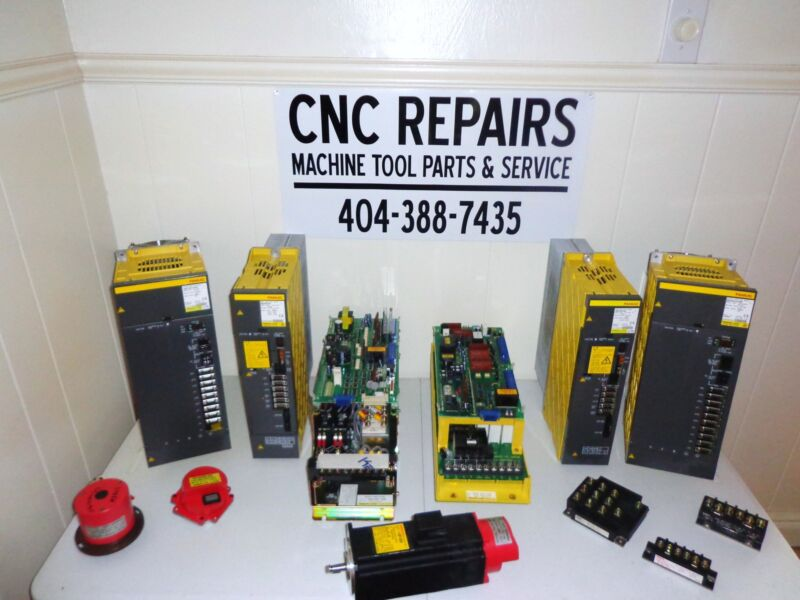 Reconditioned  Fanuc Spindle Amplifier ( A06b-6088-h230#h500 )