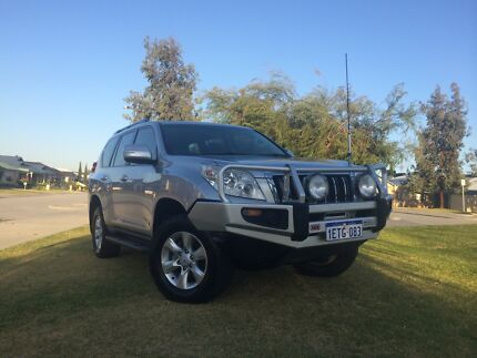 2010 Toyota GXL Landcruiser Prado Madeley Wanneroo Area Preview