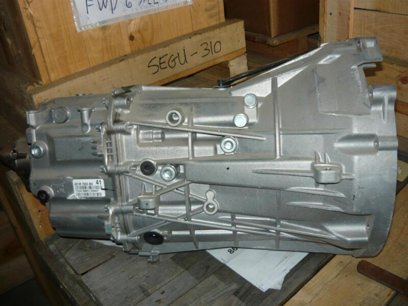 Crbe New  Speed Mt Gearbox Ford Transit