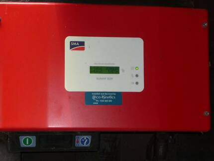 Sunnyboy 1.1KW inverter  used