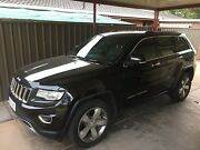 2013 Jeep Grand Cherokee Limited MY14 Dernancourt Tea Tree Gully Area Preview