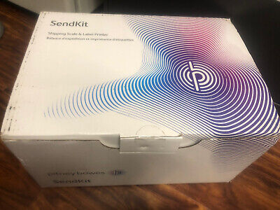 Pitney Bowes Sendkit Shipping Scale And Label Printer Brother Ql-1100