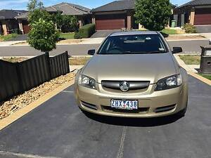 2007 Holden Omega Dual Fuel Great Condition LPG!!!! Craigieburn Hume Area Preview