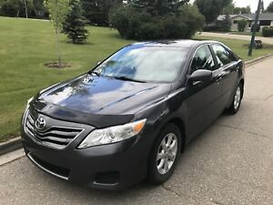 2011 Toyota Camry LE in excellent condition for sale.