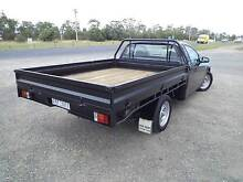 2012 Ford Falcon Cab Chassis Tray Ute Traralgon Latrobe Valley Preview