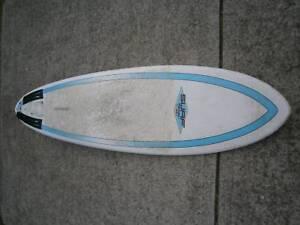 6'7 mini mal surfboard