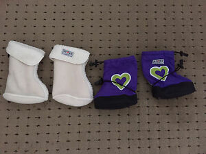 Stonz size large booties