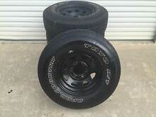 4x4  TOYO Tyres on Sunrasia Rims Cooroy Noosa Area Preview