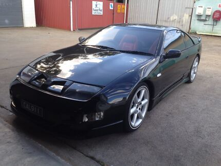 Nissan 300zx Custom Nose Panel Fig Tree Pocket Brisbane South West Preview