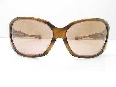 Oakley Betray 05-896 SUNGLASSES 64-13-125 Tortoise Square TV6 (Betray Oakley Sunglasses)