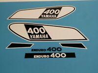 Yamaha RT-3 360 DT-3 250 1973 /& UP Fuel Tank Warning Decal 29-057