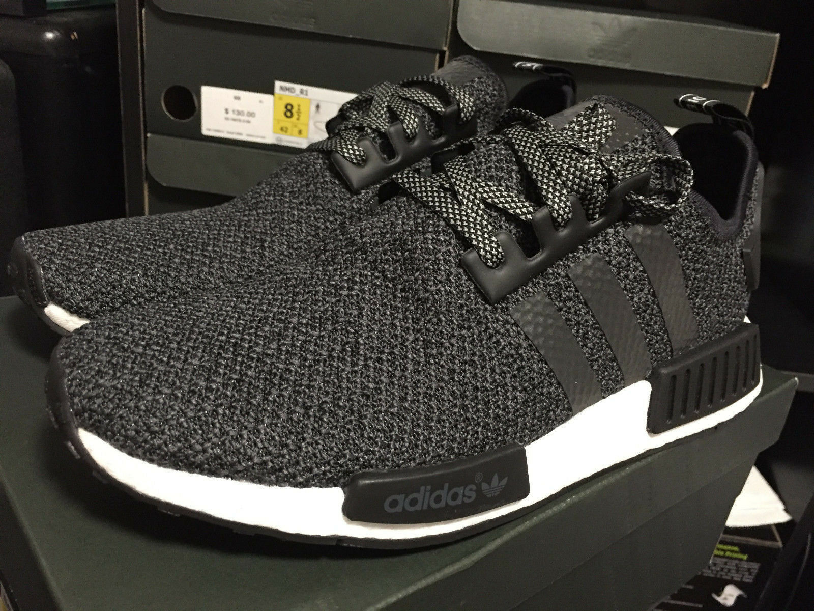 Details about adidas originals NMD R1 mens trainers B39505 sneakers shoes