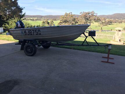 3.5m quintrex tinny, boat Goulburn 2580 Goulburn City Preview