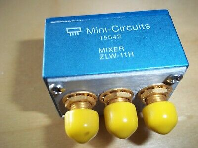 New Mini Circuits Zlw-11h Rf Mixer 10mhz-3ghz Smaf
