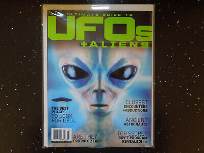 The Ultimate Guide To UFO s Aliens Athlon Special 23  - $4.99