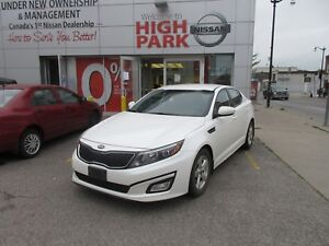 2015 Kia Optima LX FREE WINTER TIRES NEW YEARS EVE CLEAROUT