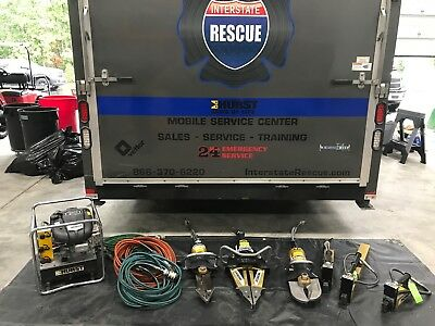 Hurst Jaws Of Life Set