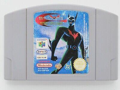 Batman of the Future: Return of Joker for Nintendo 64 N64 *GENUINE* CART ONLY