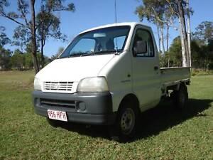 Suzuki Carry Truck 4x4 2002