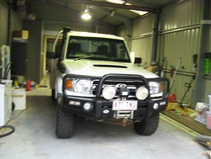 Toyota Landcruiser GXL single cab ute -  WITH $35k OF UPGRADES