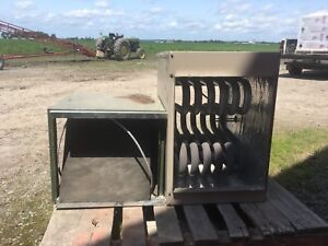 Lennox natural gas heater and turbine blower