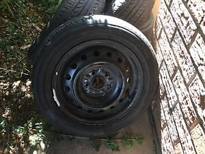 Toyota camary  wheels 16 inch Old Noarlunga Morphett Vale Area Preview