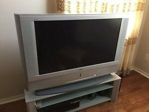 Sony Grand Wega 42inch TV with Stand