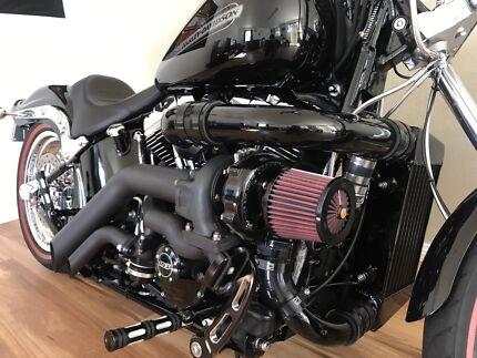 Harley Davidson turbo softail
