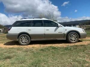 2000 Subaru Outback LIMITED Manual SUV