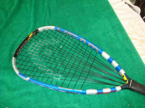 "HEAD LIQUIDMETAL 190g Racquetball Racquet 3 5/8"" ""EXCELLENT CONDITION"""