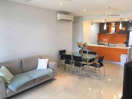 ROOM AVAILABLE IN CONVENIENTLY LOCATED CBD APARTMENT