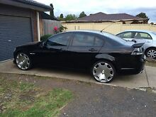 Ve sv6 ex high pursuit nsw police Ve 07 low kms Melton West Melton Area Preview