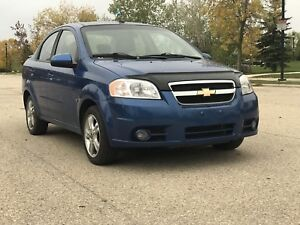 Chevy aveo LT 2009 with brand new safety